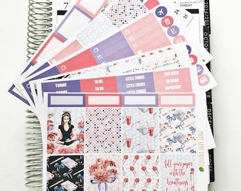 MATTE- Dear Diary Weekly Kit