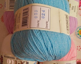 yarn for hand knitting. organic baby yarn for knitting. soft baby yarns. soft cotton yarn. cotton thread.