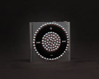 Swarovski Crystal iPod Shuffle