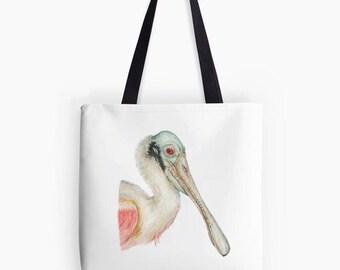 Roseate Spoonbill Bag