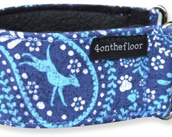 Paisley Pooch Martingale collar