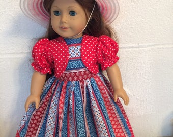 """Doll clothes for the 18""""doll like the American girl"""