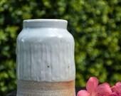 Farmhouse-style carafe or vase