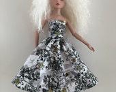 Handmade Ellowyne Wilde Gene Strapless Dress (G908)
