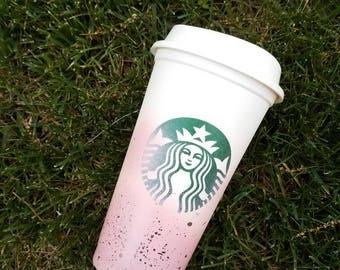 Graffiti Starbucks Reuseable Cups
