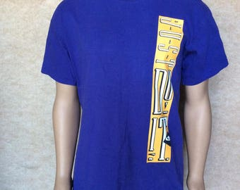 Vintage Nike 80s/90s Just Do It T-Shirt L