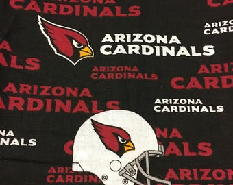 ARIZONA CARDINALS FABRIC 1 yard