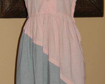 Vintage 1949 Day Dress by Lynbrook Shirtwaist Dress
