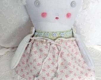 Nursery Decor Girls - Soft Doll for Kids - Baby Shower Girls - Kids Doll - Children's Doll - Plush Doll - Gift for Her