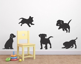 Beautiful That Which You Are Generally Reading Through Now Could Be An Image Dog Wall  Decals.