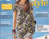 Burda Style (World of Fashion) April 2017 48 Patterns and Variations