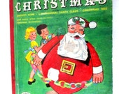 Things to Make and Do for Christmas , First Edition, Treasure Books, First Edition, 1953