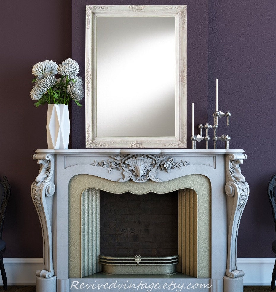 Large mantel mirrors for sale any color large mirror for Mantel mirrors