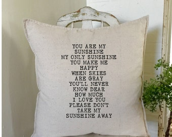 You are my Sunshine | Farmhouse Decor | Cottage Decor |