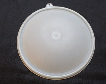 Vintage Tupperware Replacement Lid 1425-4 Crisp It Lid - Lid Only