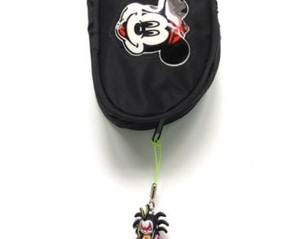 Mickey-Yokai charmed pouch