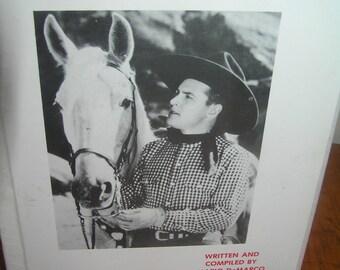 Ken Maynard The Fiddling Buckaroo Photo BIography Of One Of The Screen's Greatest Stars  Mario DeMarco