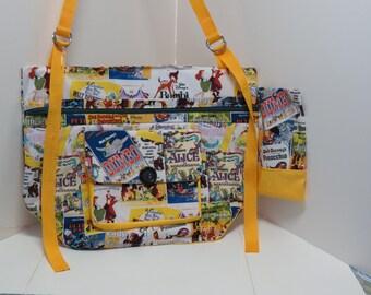Disney Classics Children's Activity Center Travel Bag