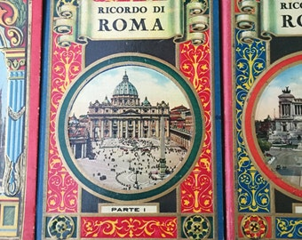 Vintage Books on Rome