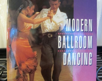 Modern Ballroom Dancing by Victor Sylvester 1993 #IBN: 0-943955-77-7