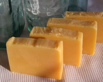 Lemon Verbena Speakeasy Soap, vegan, handmade
