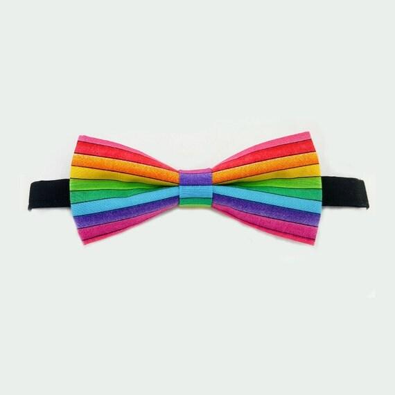 Gay pride rainbow tie clip photos, free live couple sex video