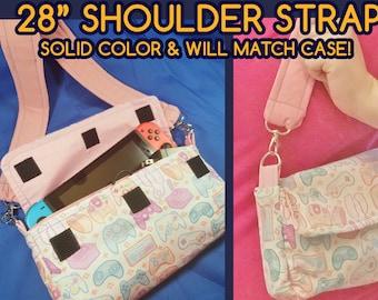CHOOSE YOUR COLOR Shoulder Strap - Made to Order