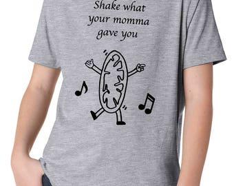 DNA children's shirt, Mitochondria, Genetics, Kids science shirt