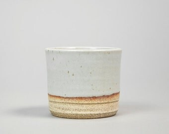 Half Pint: Hand thrown, handmade, and Made in USA by Hanselmann Pottery