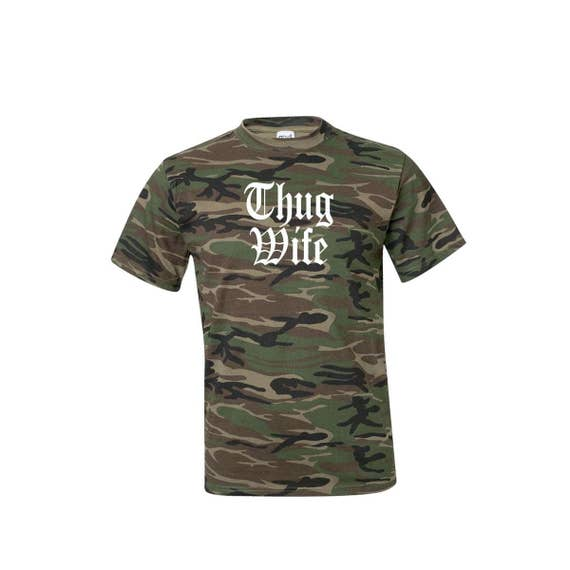 Thug Wife Shirt, Gift for Bride, Wifey Shirt, Anniversary Gift, Fiancé Gift, Fiancé Shirt, Bride To Be, Bride To Be Gift, Bridal Shower Gift