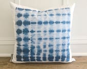 Indigo Pillow Cover (Design 1)