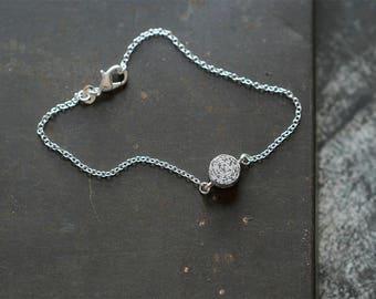 Personalised Paper Bracelet, Wedding, Anniversary Gift