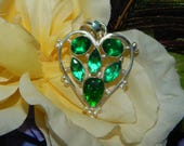Woodland Elf Portal inspired vessel - Handcrafted Opal Tourmaline multi stone pendant necklace