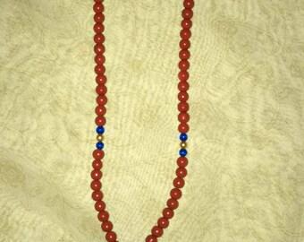 Egyptian Pagan Sakhmet Prayer Beads