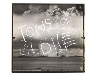 Tons of Love (Bikini Atoll) Postcard
