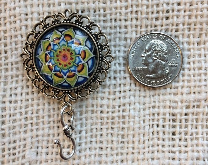 Knitting Pin - Magnetic Knitting Pin for Portuguese Knitting -  AA1