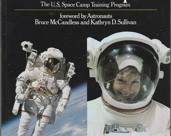 Vintage Your Future in Space Camp Training Program 1986 NASA