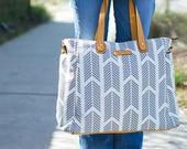 Arrows Weekender Tote Bag - Lux Edition