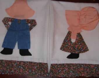 Holly Hobbie Towel Set