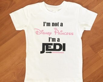 Jedi Princess Star Wars Youth Tee