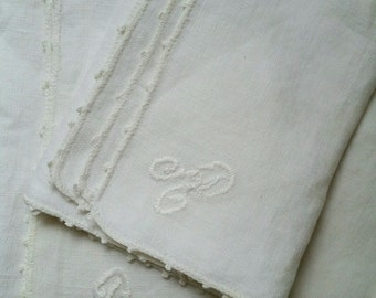 Set of Homespun Napkins