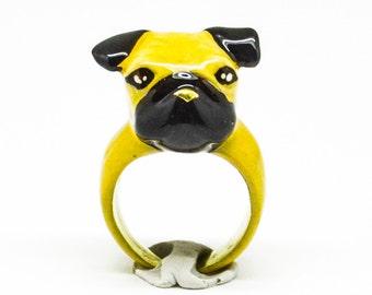 Original Pug Ring