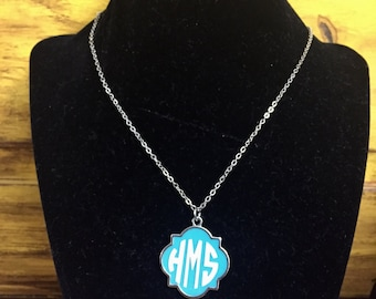 Personalize/Monogrammed Necklace -The Original