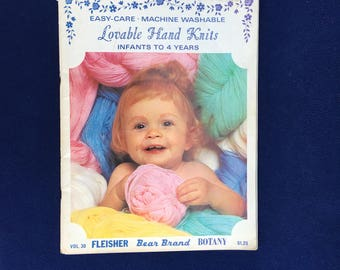 Lovable Hand Knits for Infants to 4 Years - Knitting and Crocheting for Baby