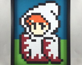 Pixel White Mage