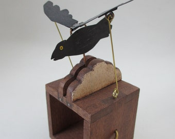 Flying Crow Automaton