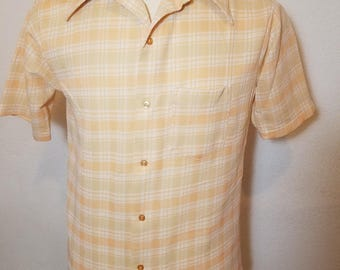 FREE  SHIPPING   1970 Puritan  Men  Shirt