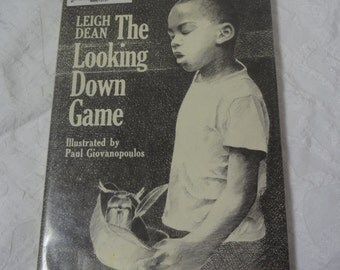 The Looking Down Game by Leigh Dean 1968 Funk & Wagnalls