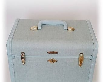 Vintage Samsonite Train / Make up Case