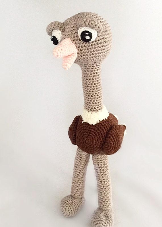 Ostrich Deutsch